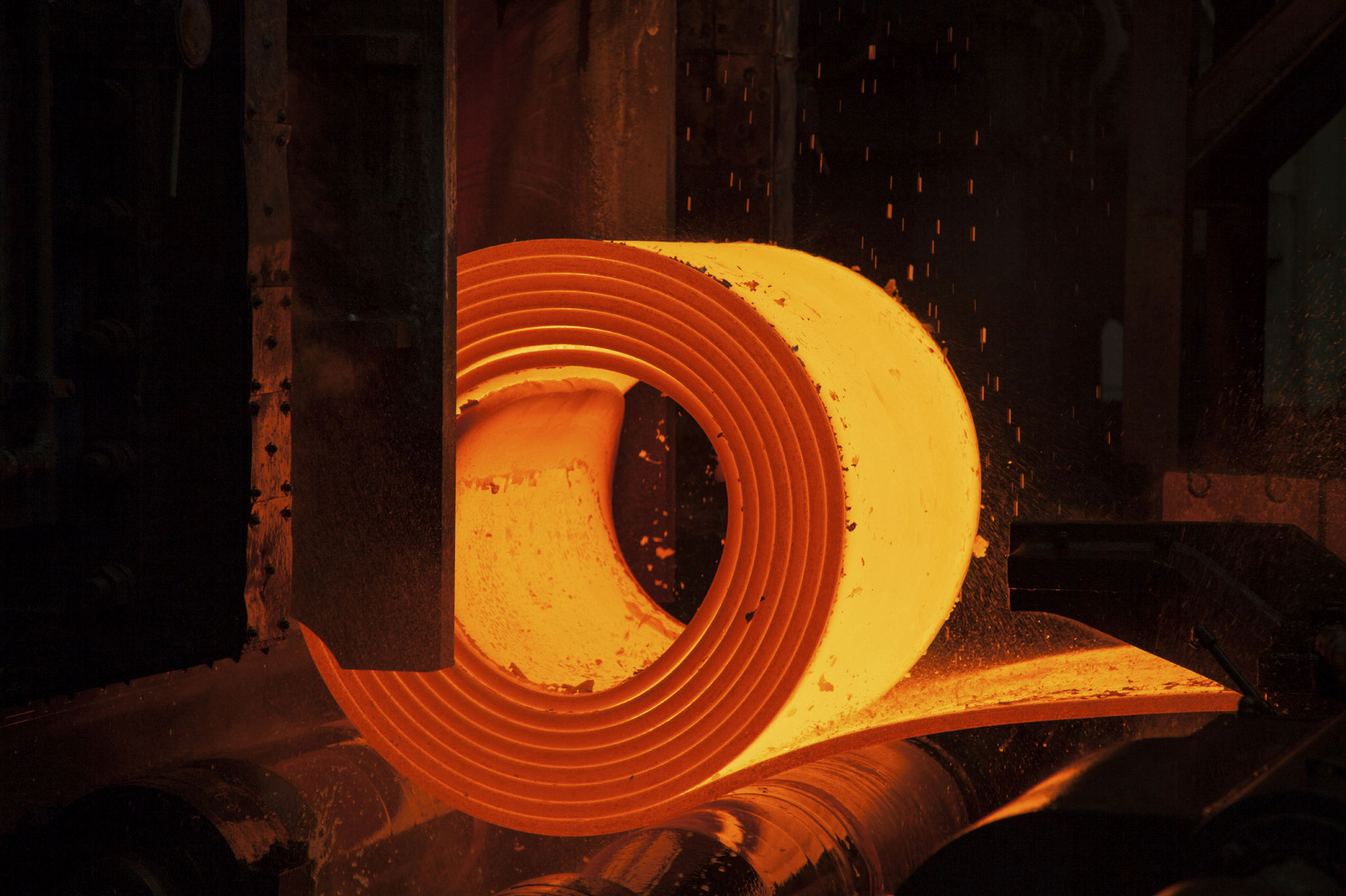 Image Hot Rolled Steel