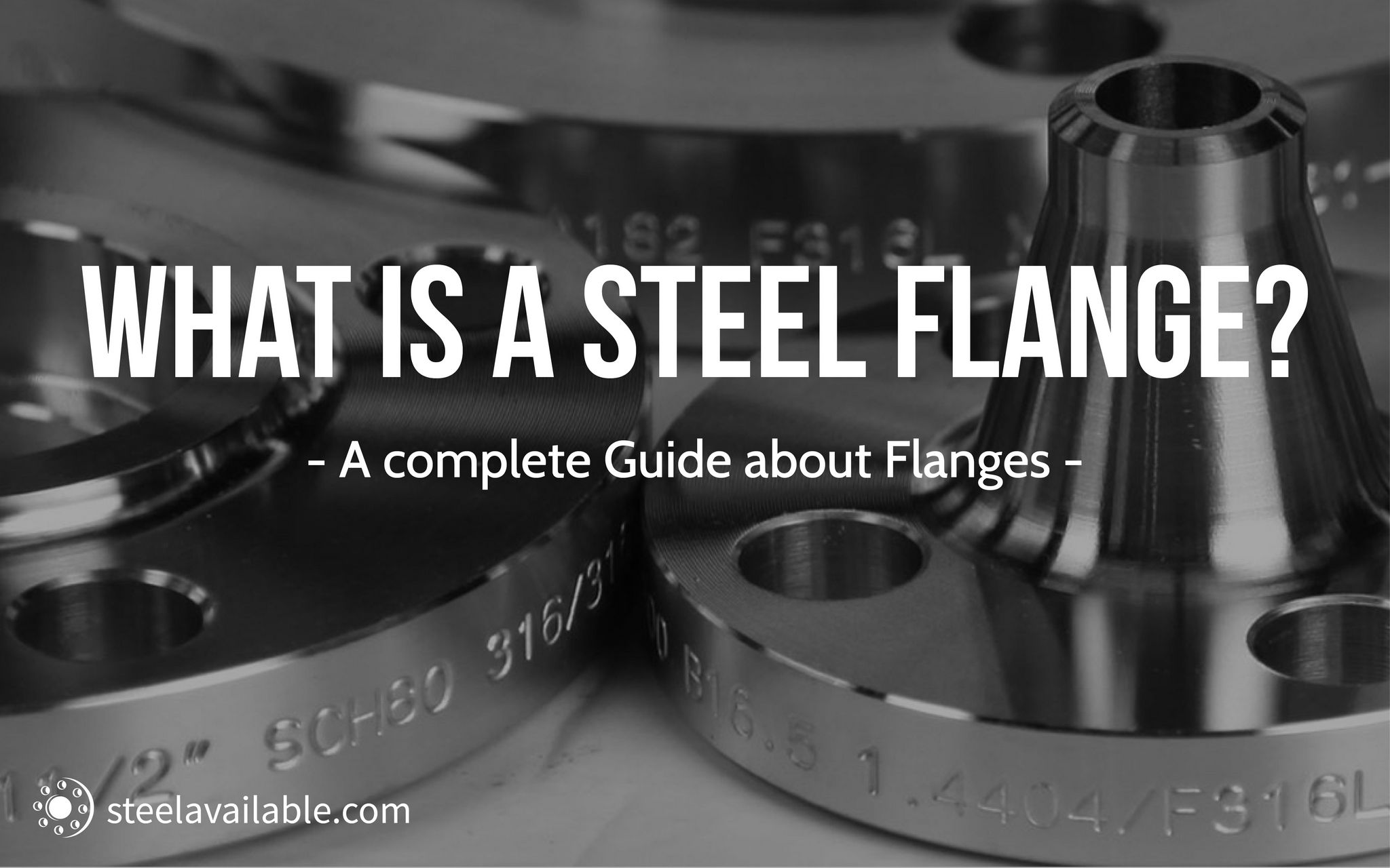 What Is A Steel Flange Steel Available