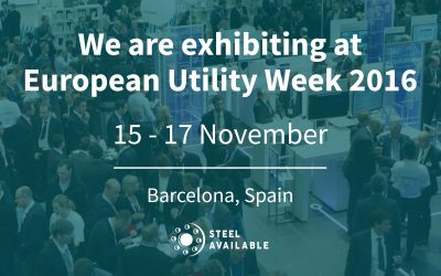 We are exhibiting at EUW ! 15-17 Nov. 2016 – Booth IH50