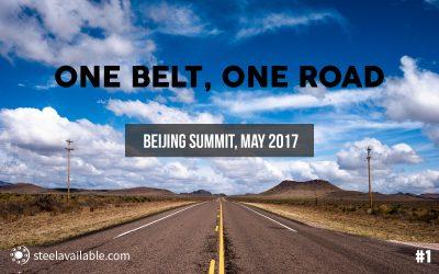 One Belt One Road – Beijing Summit, May 2017