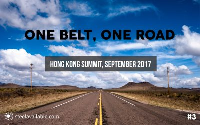 One Belt One Road - Second Summit Held in Hong Kong