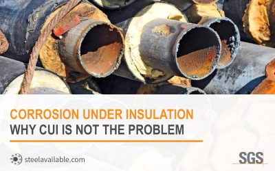 Corrosion Under Insulation – Insights from SGS