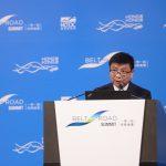 Bi Mingjian Chief Executive Officer, China International Capital Corporation Ltd