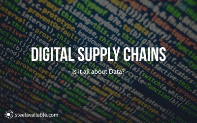 Digital Supply Chains: Is it all about data?