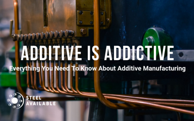 Everything You Need To Know About Additive Manufacturing