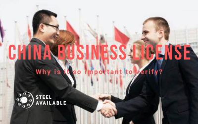 Business License in China. Why is it so Important?
