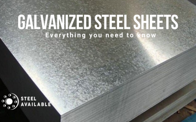 Galvanized Steel Sheet: Key Information Everyone Needs to Know