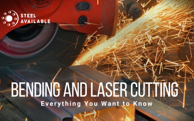 Bending and Laser Cutting Sheet Metal - Everything You Want to Know