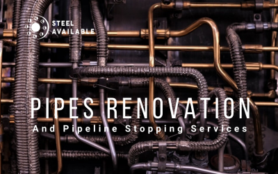 Pipes Renovation and Pipeline Stopping Services