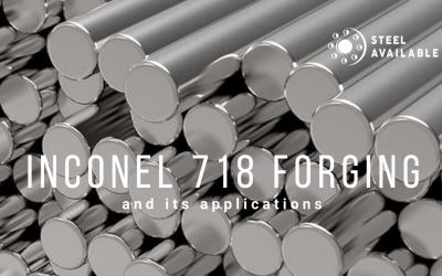 Inconel 718 Forging